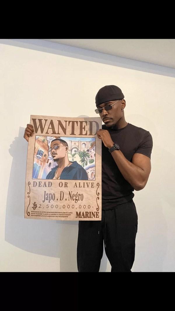Comment créer une affiche Wanted One Piece personnalisée