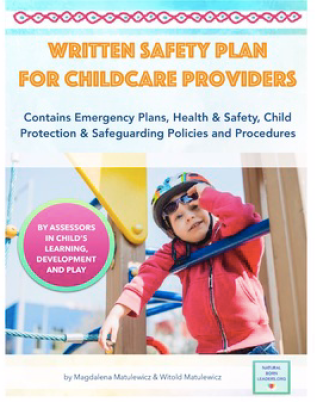 Written Safety Plan for Childcare Providers