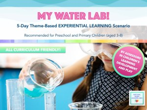 experiential learning, messy play