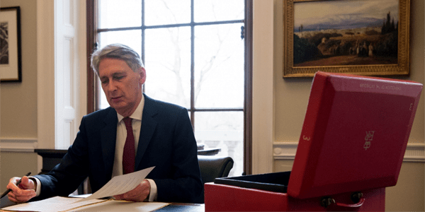 Philip Hammond is in an unenviable position as he delivers his latest Budget