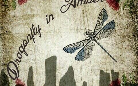 Review Folge 213 Die geliehene Zeit (Dragonfly in Amber)