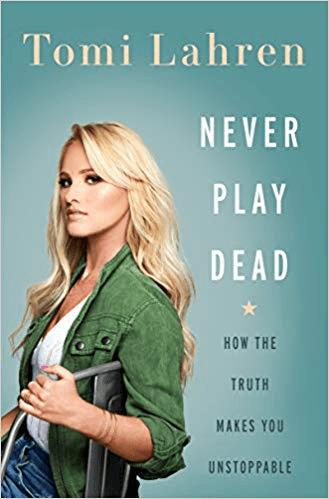 Buku Never Play Dead, Tomi Lahren