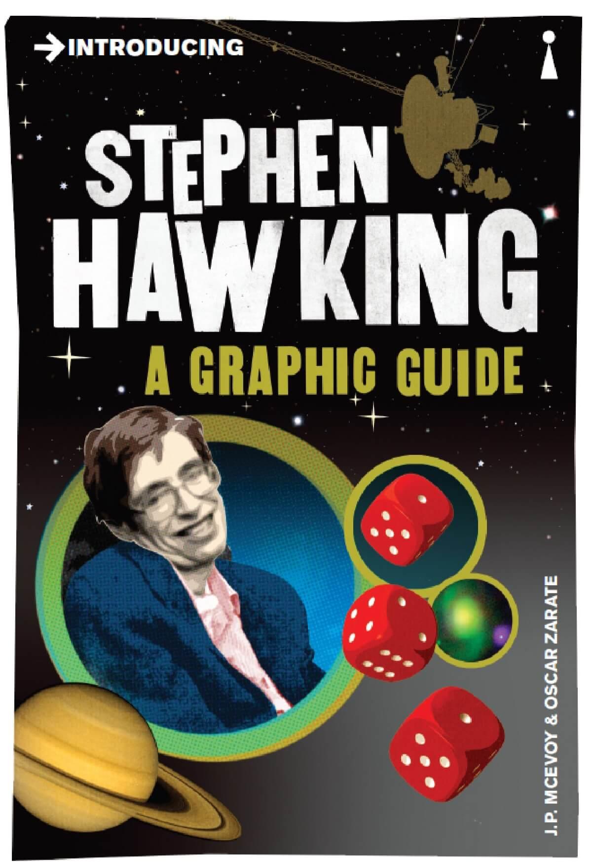 Introducing Stephen Hawking: Cerita tentang Semesta dan Fisika