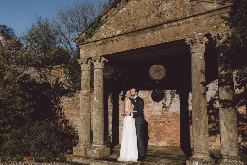 Rebecca Goddard Alternative wedding photography Somerset Brympton House-17