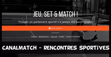 site rencontres sportives)