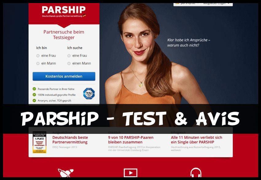Parship avis : évaluations clients et verdict de la rédaction