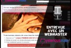 Interview du Webmaster de Mysterious Mate
