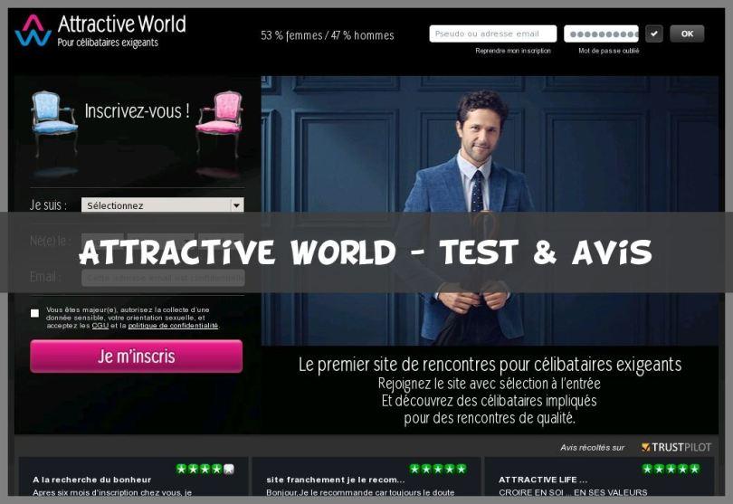 Attractive World - Test & Avis