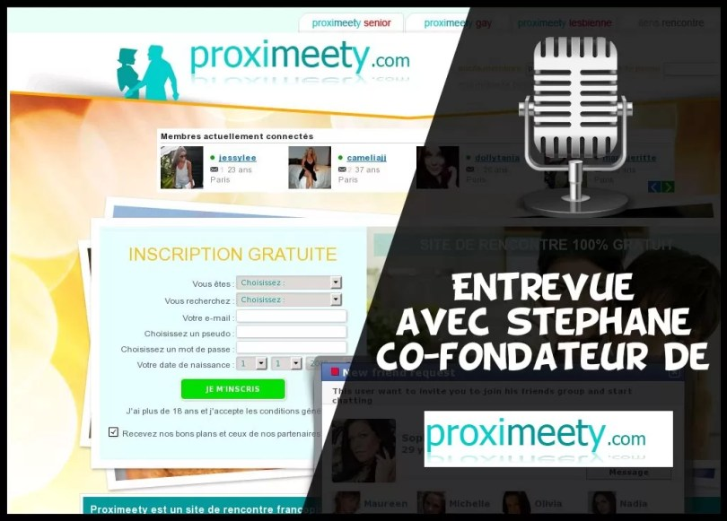 proximeety - interview co-fondateur