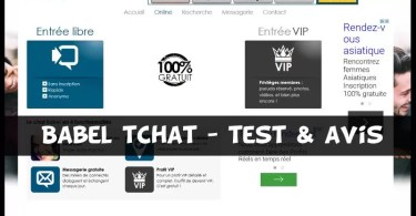 Babel tchat - Test & Avis