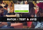Match - Test & Avis