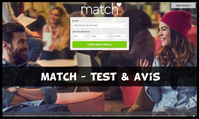 Match - Test & Avis