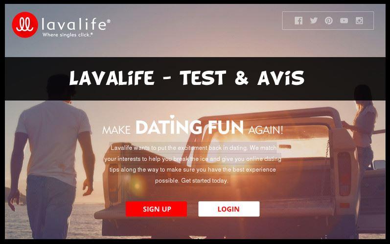 Lavalife - Test & Avis
