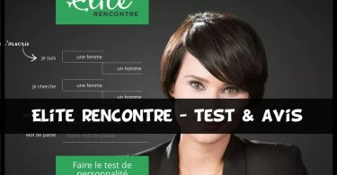 Elite Rencontre - Test & Avis