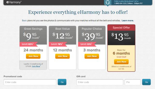 eharmony-abonnement-premium