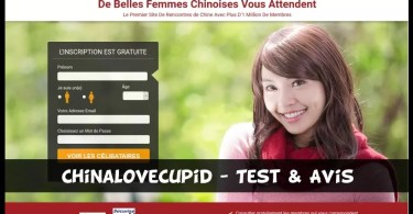 ChinaLoveCupid - Test & Avis