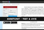 Manochat - Test & Avis