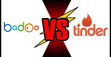 Badoo VS Tinder