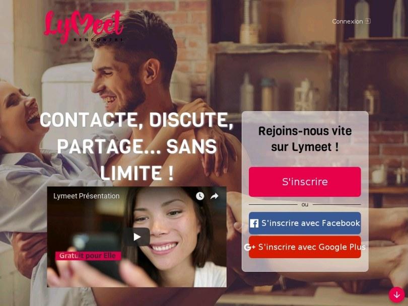 Lymeet app - Test & Avis