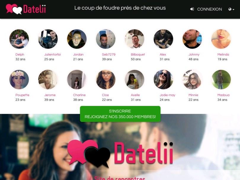 Datelii Rencontre App - Test & Avis