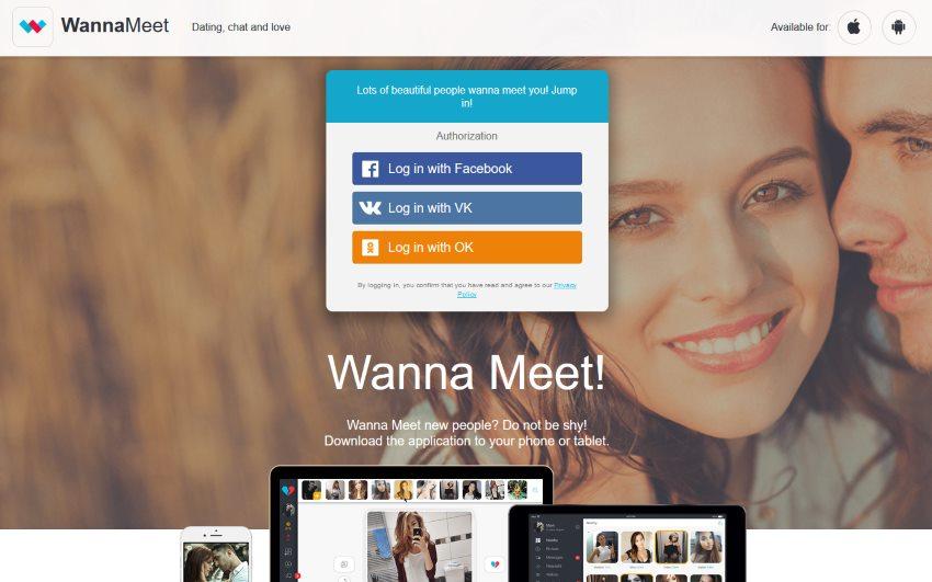 WannaMeet - Test & Avis
