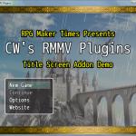 Title Screen Add-Ons Plugin (Updated Version)