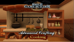 Smile Game Builder Tutorial 28: Advanced Crafting (Cooking)