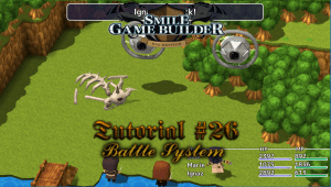 Smile Game Builder Tutorial 26 - Battle System