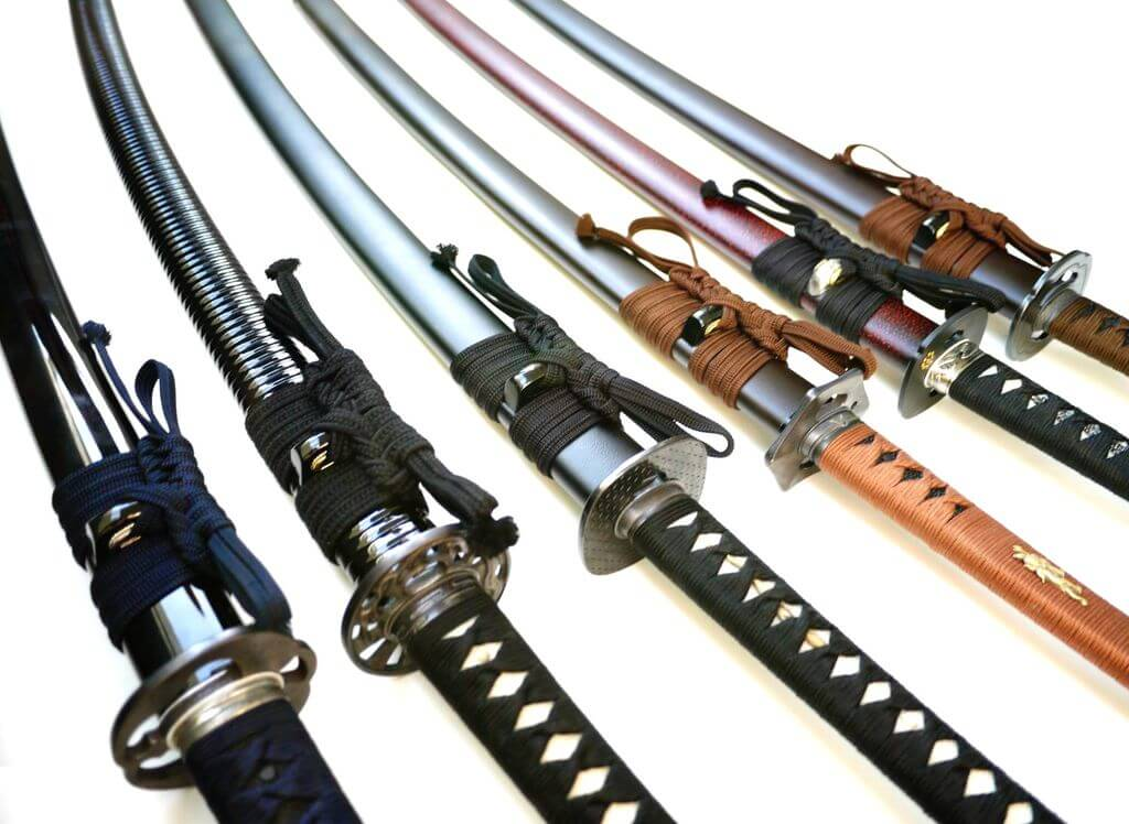 Expensive Samurai Swords