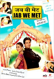 Jab We Met Hindi Movie Poster
