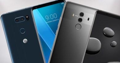 Huawei Mate 10 Pro vs LG V30 – porównanie aparatów