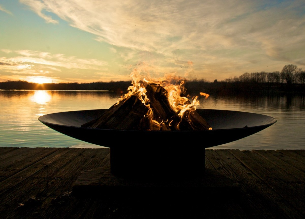 Fire Pit Art Review