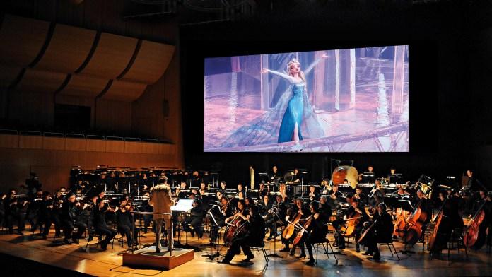 Disney in Concert - Die Eiskönigin 2018