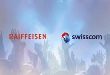 Ticketcorner baut Kooperation mit Raiffeisen und Swisscom aus