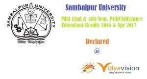 Sambalpur University Results
