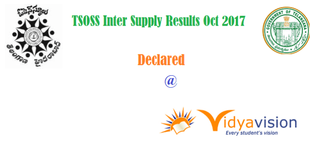 TOSS Inter Supply Results