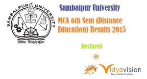 SPU MCA Results