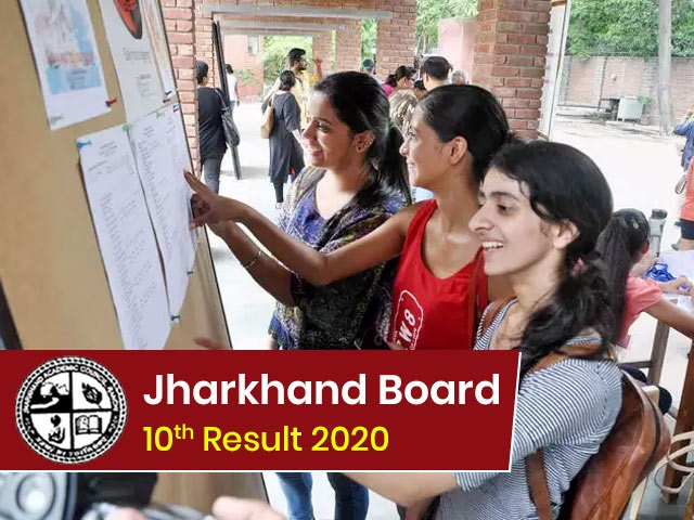 JAC Class 10 Result 2020