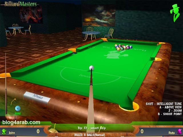 تحميل لعبة Pool billiards بلياردو الاصلية برابط سريع للكمبيوتر والموبايل