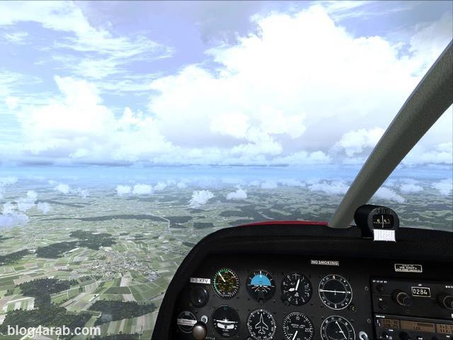 تحميل العاب اكشن خفيفة للكمبيوتر 2018 - لعبة Flight Simulator