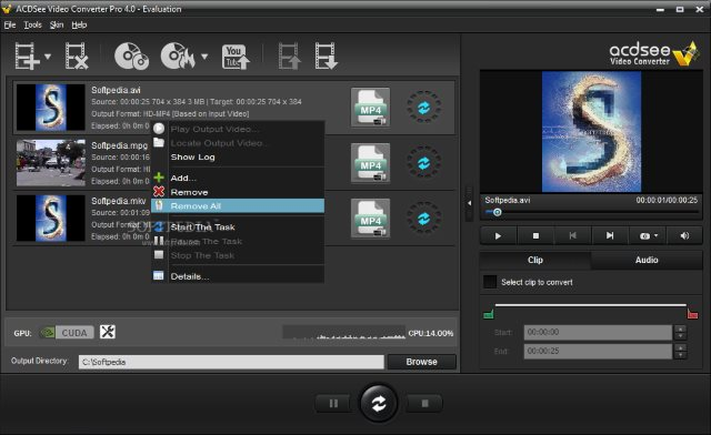 تنزيل برامج تحويل صيغ الفيديو