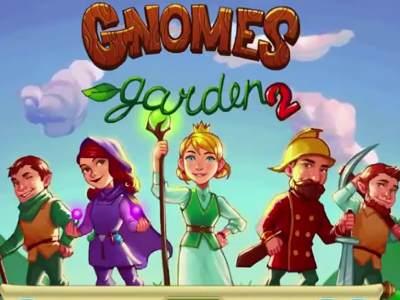 تنزيل العاب كمبيوتر كاملة مضغوطة الحجم مجانا 2 Gnomes Garden