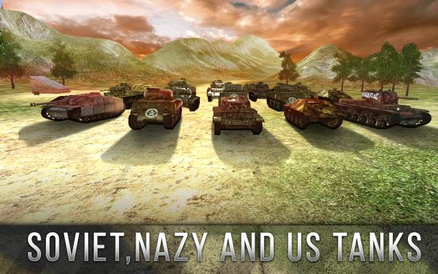 ,تحميل لعبة حرب الدبابات الخفيفة