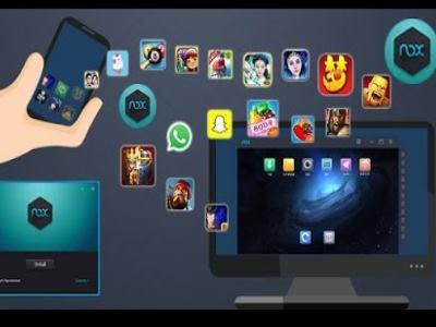 تحميل برنامج محاكي العاب الاندرويد على الكمبيوتر Nox App Player