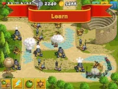 تحميل ألعاب استراتيجية خفيفة للكمبيوتر مجاناً Defense of Greece