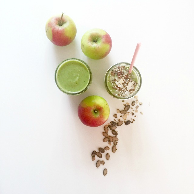 Apple Pie Smoothie by 4more