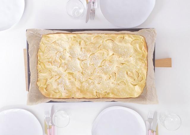 4more Ofen-Apfelpfannkuchen