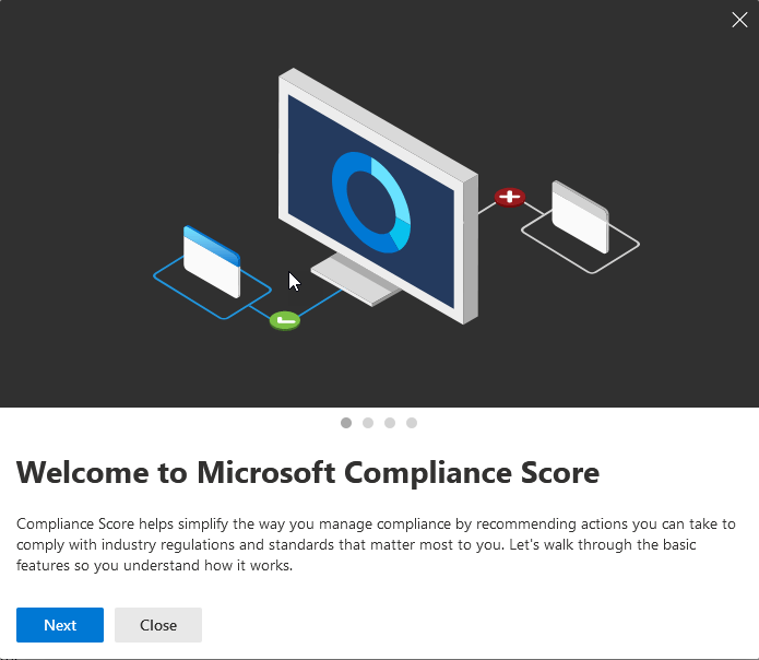 Compliance Score now in Public Preview