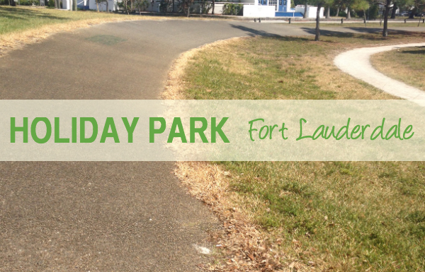 Holiday Park Running Track in Fort Lauderdale