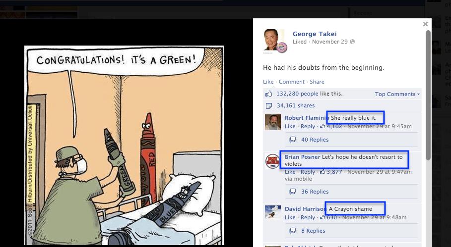 crayon joke